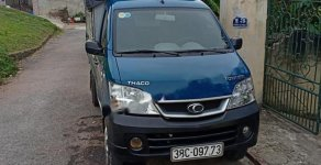 Gia đình bán xe Thaco Tower 990 đời 2017, màu xanh, số sàn, máy xăng giá 165 triệu tại Thanh Hóa
