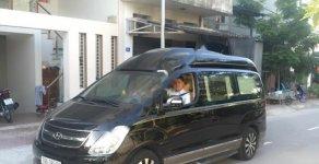 Bán Hyundai Grand Starex 2015, màu đen, xe nhập   giá 1 tỷ 250 tr tại Hà Nội
