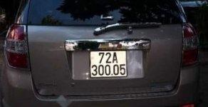 Bán Chevrolet Captiva năm 2008, màu bạc, xe còn mới   giá 315 triệu tại BR-Vũng Tàu