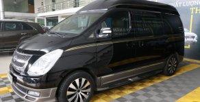 Bán Hyundai Grand Starex Limousine 2.4AT đời 2014, màu đen, xe nhập giá 886 triệu tại Tp.HCM