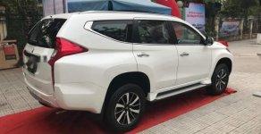 Bán xe Mitsubishi Pajero Sport D 4x2 MT sản xuất năm 2019, màu trắng, nhập khẩu, 980.5tr giá 980 triệu tại Hà Nội