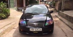Cần bán xe Toyota Vios 2006, màu đen, nhập khẩu nguyên chiếc, máy êm giá 146 triệu tại Hà Nội