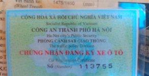 Xe Toyota Vios 1.5 MT sản xuất 2015, màu bạc giá 440 triệu tại Hà Nội