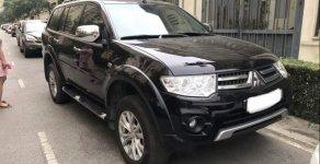 Cần bán lại xe Mitsubishi Pajero Sport năm 2015, màu đen giá cạnh tranh giá 745 triệu tại Hà Nội