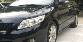 Bán Toyota Corolla XLI AT đời 2009, màu đen, mua một chủ từ đầu giá 415 triệu tại Hà Nội