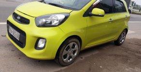 Bán xe Kia Morning đời 2014, màu vàng, nhập khẩu   giá 160 triệu tại Hà Nội