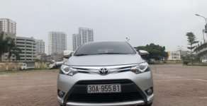 Bán ô tô Toyota Vios 1.5 AT năm 2015, màu bạc giá 470 triệu tại Hà Nội
