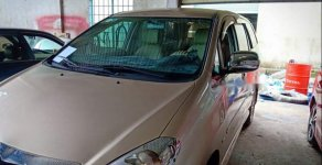 Kẹt tiền bán xe Toyota Innova đời 2012, màu vàng, nhập khẩu giá 420 triệu tại Vĩnh Long