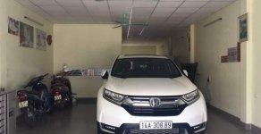Bán Honda CR V 2018, màu trắng chính chủ giá 1 tỷ 90 tr tại Quảng Ninh