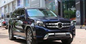 Bán Mercedes GLS 400 4Matic năm 2017, màu xanh lam, nhập khẩu giá 4 tỷ 250 tr tại Hà Nội