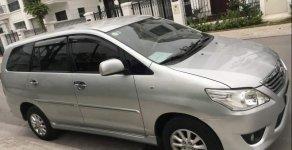 Bán Toyota Innova 2.0 G năm sản xuất 2013, màu bạc số tự động giá 465 triệu tại Hà Nội