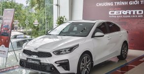 Bán Kia Cerato 2019 ưu đãi giảm tiền mặt, hỗ trợ ngân hàng tới 90% xe giá 635 triệu tại Tp.HCM