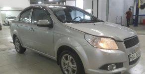 Bán Chevrolet Aveo LT 1.5MT màu bạc, sản xuất 2016 một chủ đi 17000km giá 328 triệu tại Tp.HCM