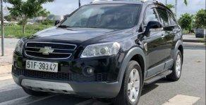 Chính chủ bán Chevrolet Captiva LTZ 2008, màu đen, bản đủ giá 278 triệu tại Tp.HCM