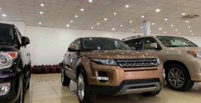 Bán Range Rover Evoque màu vàng sản xuất 2014 đăng ký năm 2016 tên cá nhân giá 1 tỷ 520 tr tại Hà Nội