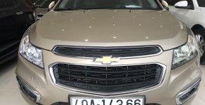 Bán Chevrolet Cruze LTZ 2016, màu vàng giá 470 triệu tại Tp.HCM