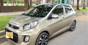 Cần bán Kia Morning 2015, máy 1.25, xe gia đình sử dụng còn zin 90% giá 265 triệu tại Tp.HCM