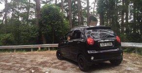 Bán Chevrolet Spark 2008, màu đen, bảng số HN giá 120 triệu tại Tp.HCM