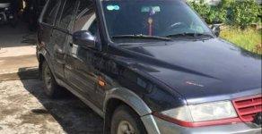 Bán xe Ssangyong Musso đời 1998, 7 chỗ, máy dầu giá 108 triệu tại Tp.HCM