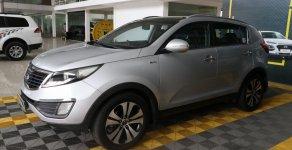 Bán ô tô Kia Sportage 2. AT AWD đời 2010, màu bạc, nhập khẩu nguyên chiếc giá 528 triệu tại Tp.HCM