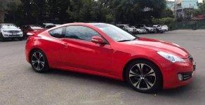 Bán Hyundai Genesis 2.0 Turbo 2010, màu đỏ, nhập khẩu, số tự động  giá 525 triệu tại Tp.HCM