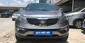 Cần bán Kia Sportage 2.0AT sản xuất năm 2010, màu xám (ghi), nhập khẩu, giá chỉ 515 triệu giá 515 triệu tại Hà Nội