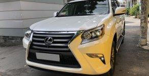 Cần bán xe Lexus GX460 đời 2016 màu trắng ngọc trai giá 4 tỷ 260 tr tại Tp.HCM