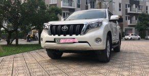 Bán Toyota Prado AT đời 2016, màu trắng, nhập khẩu Nhật Bản  giá 1 tỷ 990 tr tại Hà Nội