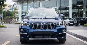Cần bán xe BMW X1 sDrive18i đời 2018, màu xanh lam, nhập khẩu nguyên chiếc giá 1 tỷ 747 tr tại Hải Phòng