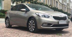 Cần bán Kia K3 2.0 đời 2015, màu vàng, xe đã qua sử dụng, biển Hà Nội giá 530 triệu tại Hà Nội