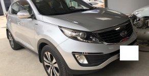 Bán Kia Sportage 4WD 2.0AT, đời 2010 đăng ký 2011, màu bạc, xe nhập Hàn, ít đi giá 528 triệu tại Tp.HCM