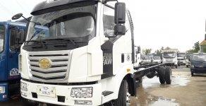 Xe FAW 8 tấn thùng dài 9.7m, hỗ trợ đóng tất cả các loại thùng chở hàng giá 820 triệu tại Bình Dương