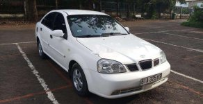Bán Chevrolet Lacetti năm sản xuất 2005, màu trắng, 165 triệu giá 165 triệu tại Bình Dương
