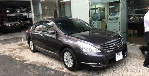 Bán gấp xe Nissan Teana 2.0 AT, nhập khẩu Đài Loan đời 2009, màu nho đen giá 460 triệu giá 460 triệu tại Tp.HCM