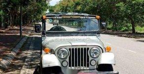 Bán Jeep CJ đời 1980, màu trắng, nhập khẩu   giá 110 triệu tại Lâm Đồng