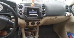 Bán Volkswagen Tiguan 2008, màu đen còn mới, giá tốt giá 500 triệu tại Tp.HCM