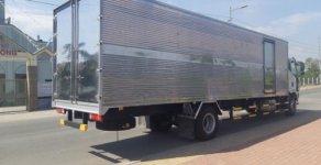 Bán xe tải FAW 8 tấn thùng dài 9m7 chuyên chở pallet, hàng hóa cồng kềnh, hỗ trợ trả góp giá 980 triệu tại Bình Dương
