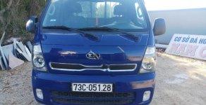 Bán xe Kia Bongo năm sản xuất 2012, màu xanh lam, nhập khẩu, cam kết không đụng không ngập nước giá 330 triệu tại Tp.HCM