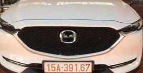 Bán Mazda CX 5 2.5 AWD đời 2018, màu trắng giá 950 triệu tại Hải Phòng