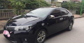 Bán Toyota Corolla altis đời 2015, màu đen, giá cạnh tranh giá 570 triệu tại Hà Nội