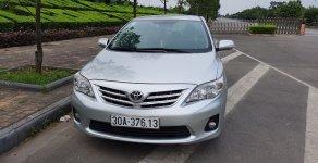 Bán Toyota Corolla altis 1.8L AT sản xuất năm 2010, màu bạc giá 500 triệu tại Hà Nội