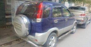 Bán Daihatsu Terios 2005, màu xanh lam, xe nhập, số sàn giá 165 triệu tại Hà Nội