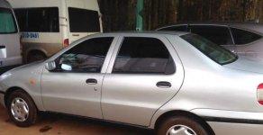 Lên đời nên cần bán Fiat Siena đời 2001, màu bạc giá 62 triệu tại Đắk Nông