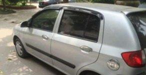 Bán Hyundai Getz 2009, màu bạc giá 180 triệu tại Hòa Bình