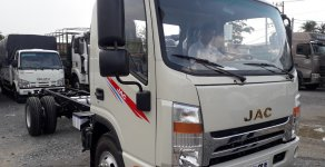 Bán xe tải Jac N650 6.5 tấn động cơ Đức - Hỗ trợ trả góp giá 490 triệu tại Đồng Nai