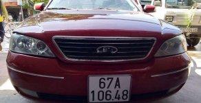 Bán Ford Mondeo đời 2003, màu đỏ, xe đẹp nguyên bản giá 175 triệu tại An Giang