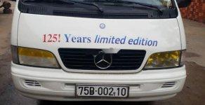 Bán ô tô Mercedes MB140 năm 2002, màu trắng, nhập khẩu, giá 95tr giá 95 triệu tại Tp.HCM