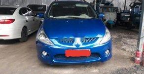 Bán Mitsubishi Grandis sản xuất năm 2005, màu xanh lam, số tự động giá 300 triệu tại Tp.HCM