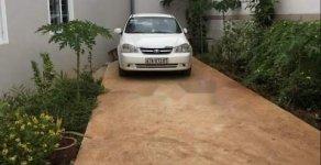 Bán xe Chevrolet Lacetti đời 2009, màu trắng, giá chỉ 178 triệu giá 178 triệu tại Đắk Lắk