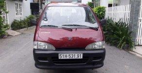 Bán Daihatsu Citivan sản xuất 2005, màu đỏ giá 168 triệu tại Tp.HCM